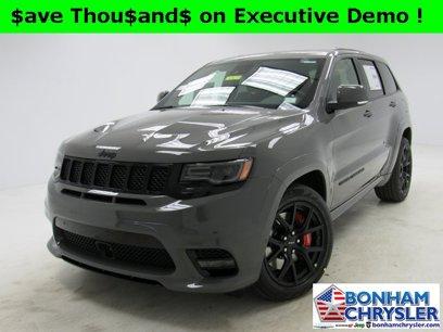 New 2019 Jeep Grand Cherokee 4WD SRT - 548212889