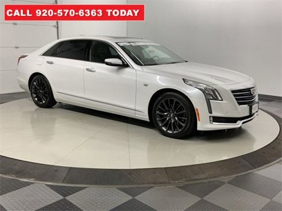 Certified 2017 Cadillac CT6 3.6 Luxury AWD - 543348767