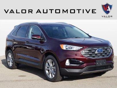 New 2019 Ford Edge AWD Titanium - 543051901