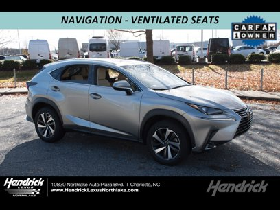Used 2019 Lexus NX 300 w/ Premium Package - 542367280
