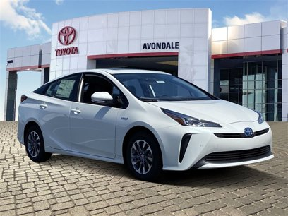 New 2020 Toyota Prius - 546788742