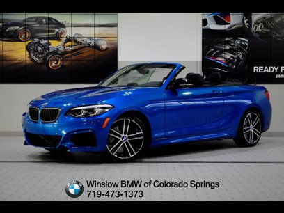 New 2020 BMW M240i xDrive Convertible - 529329013