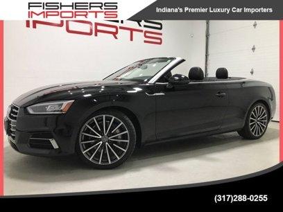 Used 2018 Audi A5 2.0T Premium Plus Cabriolet - 532123320