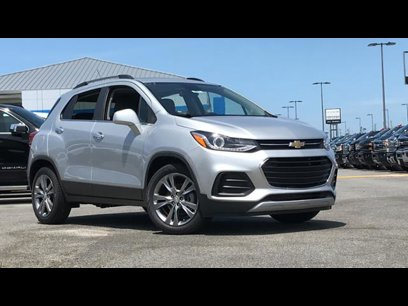 New 2019 Chevrolet Trax FWD LT w/ 1LT - 519897583