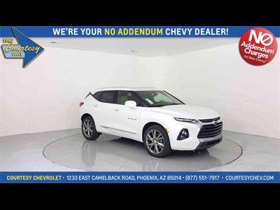 New 2020 Chevrolet Blazer FWD Premier - 542137453