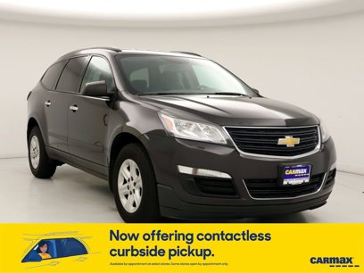 Used 2017 Chevrolet Traverse AWD LS - 569294665