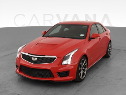 Used 2017 Cadillac ATS V Sedan w/ Luxury Package - 545231504