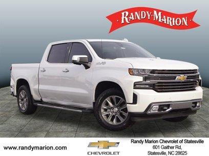 Used 2019 Chevrolet Silverado 1500 4x4 Crew Cab High Country - 539089238