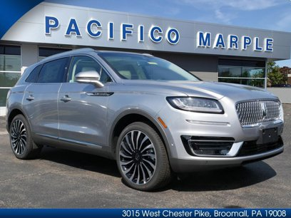 New 2020 Lincoln Nautilus AWD Black Label - 545962107