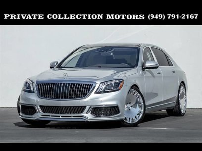 Used 2016 Mercedes-Benz Maybach S 600 - 567473418