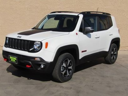 New 2019 Jeep Renegade 4WD Trailhawk - 523262343