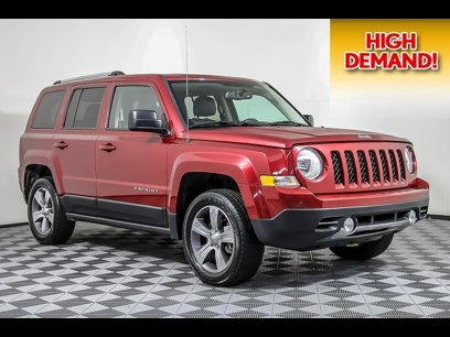Used 2017 Jeep Patriot High Altitude Edition - 538779515
