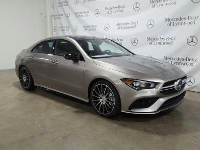 New 2020 Mercedes-Benz CLA 35 AMG 4MATIC - 542297186