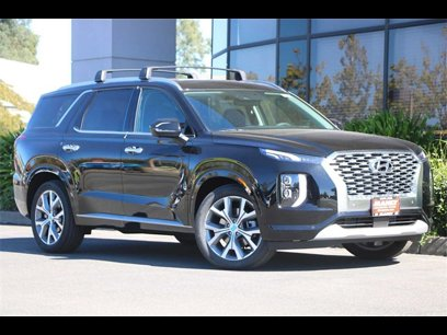 New 2021 Hyundai Palisade FWD Limited w/ Cargo Package - 564665655