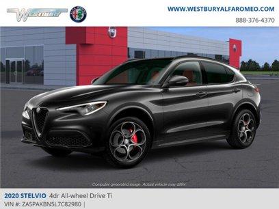 New 2020 Alfa Romeo Stelvio Ti Sport - 549131425