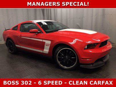 Used 2012 Ford Mustang Boss 302 Coupe - 563038841