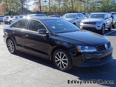 Used 2017 Volkswagen Jetta SE Sedan - 567929423