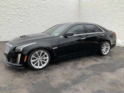 Used 2018 Cadillac CTS V Sedan - 541391919
