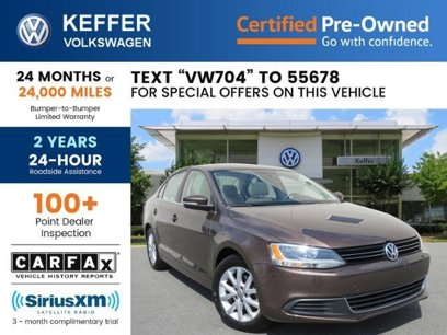 Certified 2014 Volkswagen Jetta SE Sedan - 546985872