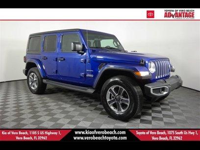 Used 2019 Jeep Wrangler 4WD Unlimited Sahara - 541510712