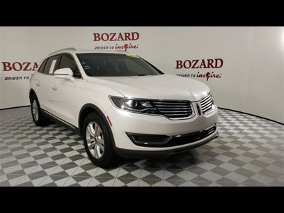 Certified 2016 Lincoln MKX FWD Premiere - 568885891