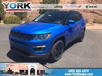 New 2019 Jeep Compass Altitude - 510067965