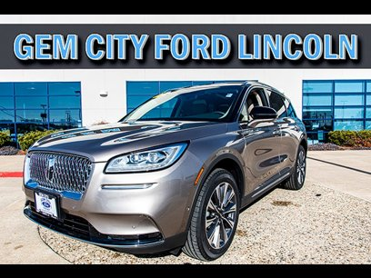 New 2020 Lincoln Corsair AWD Reserve - 537244524