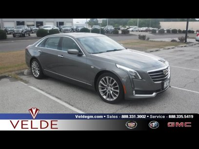Certified 2016 Cadillac CT6 3.6 Premium Luxury AWD - 525028401