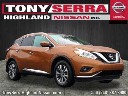 Certified 2017 Nissan Murano SL - 529666527