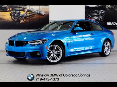 New 2020 BMW 430i xDrive Coupe - 526135804