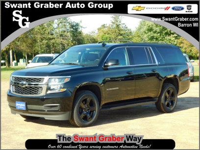 New 2020 Chevrolet Suburban LT - 527986019