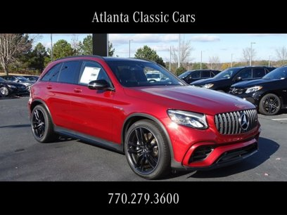New 2019 Mercedes-Benz GLC 63 AMG 4MATIC - 501073639