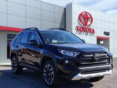 New 2019 Toyota RAV4 AWD Adventure - 511675406