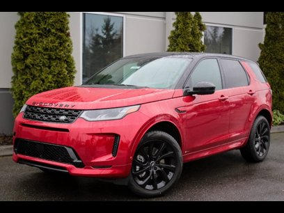 New 2020 Land Rover Discovery Sport HSE R-Dynamic - 540875849