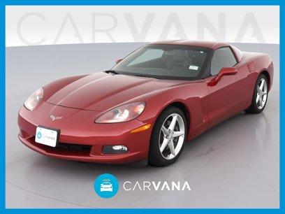 Used 2012 Chevrolet Corvette Coupe - 595416668