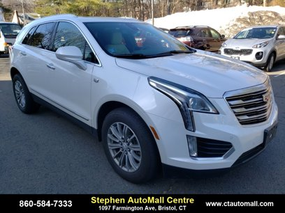 Used 2017 Cadillac XT5 AWD Luxury - 542204394