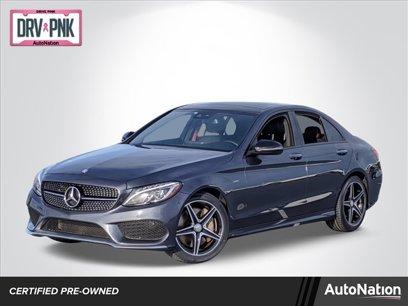 Certified 2016 Mercedes-Benz C 450 4MATIC Sedan - 563583187