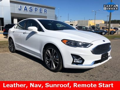 Used 2019 Ford Fusion Titanium AWD - 545181919