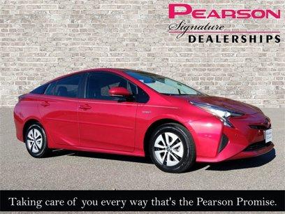 Used 2018 Toyota Prius Three - 539979507