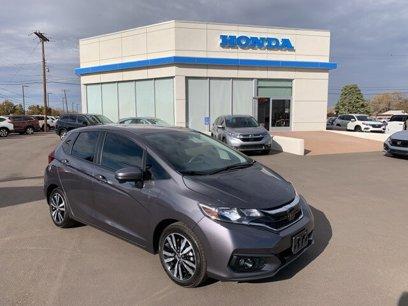 Certified 2018 Honda Fit EX - 567663585