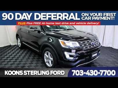 Used 2017 Ford Explorer 4WD XLT - 537831498