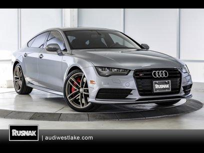 Used 2017 Audi S7 Premium Plus - 547072841