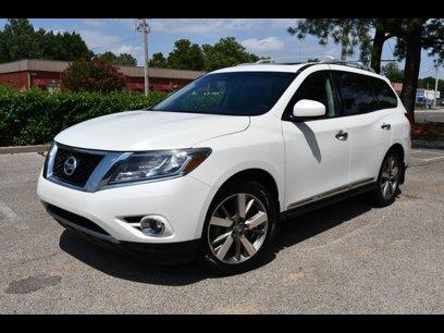 Used 2015 Nissan Pathfinder Platinum - 558510777