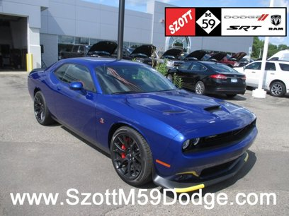New 2019 Dodge Challenger R/T Scat Pack - 518677058