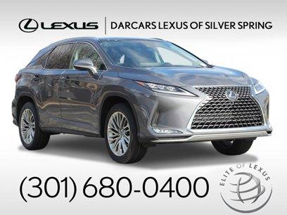New 2020 Lexus RX 350 AWD w/ Luxury Package - 540920395
