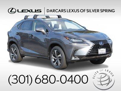 New 2020 Lexus NX 300h AWD w/ Premium Package - 543220735