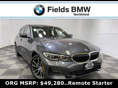 Certified 2019 BMW 330i xDrive Sedan w/ Convenience Package - 569390828