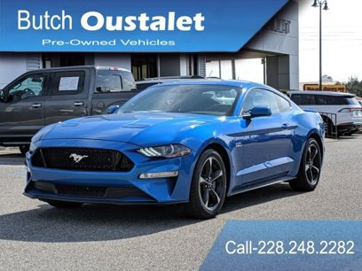 Certified 2019 Ford Mustang GT Coupe - 524398224