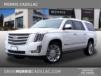 Certified 2017 Cadillac Escalade ESV 4WD Platinum - 536874927