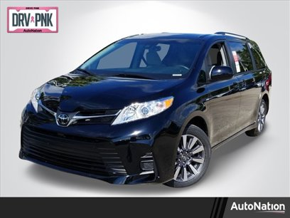 New 2020 Toyota Sienna LE AWD - 530018213